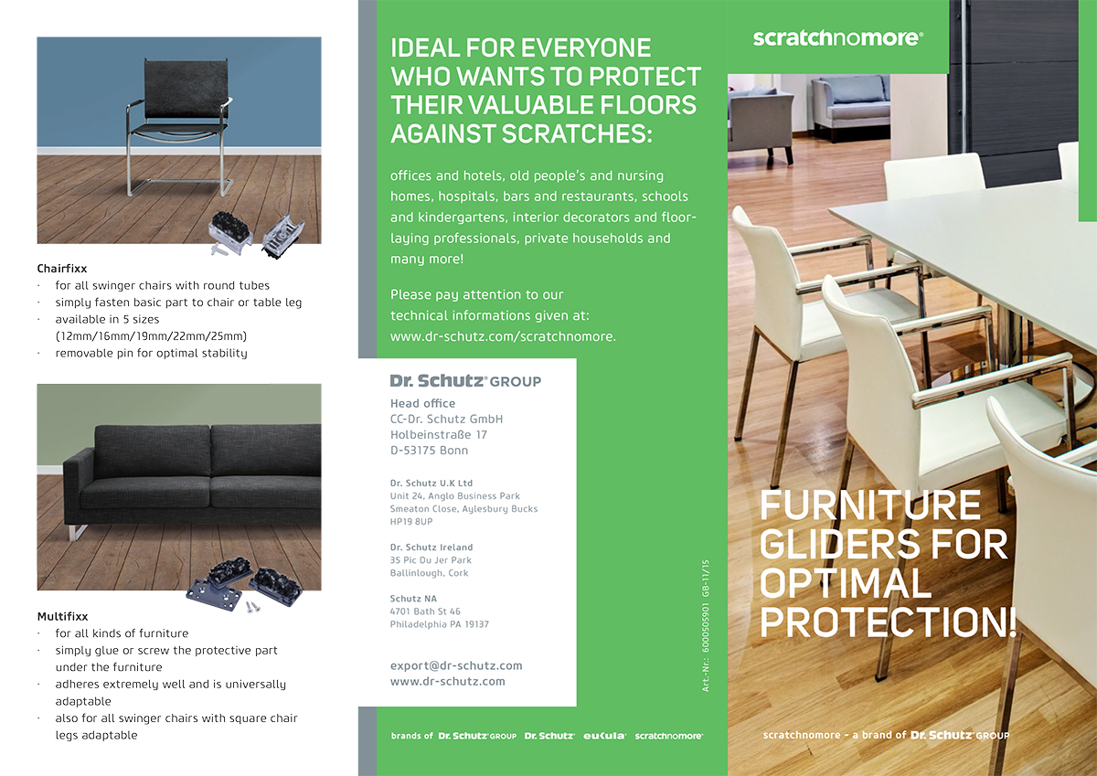 Furniture Scratch Protection - Skid Proof